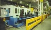 Mazak Palletech flexible manufacturing cells