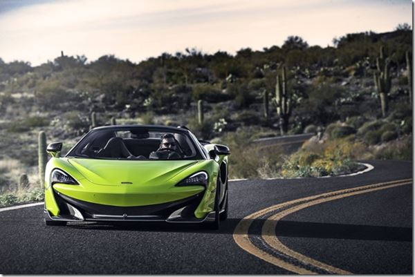 See What McLaren Automotive Has Developed image