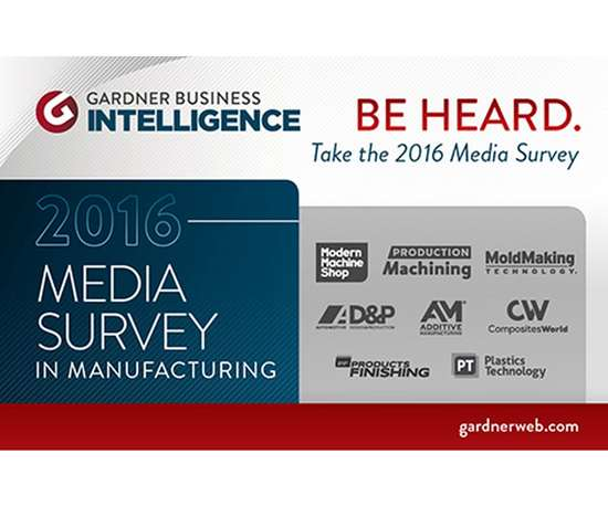 Media in Manufacturing Survey