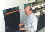 Merit Screw Machine Products president Ron Gustafson