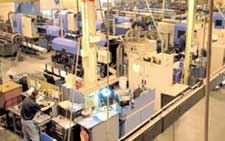 Metal And Seal Products Shop Floor