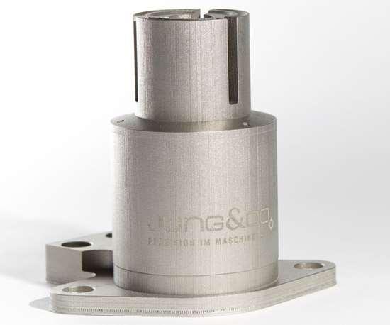 3D-printed beverage can filler valve