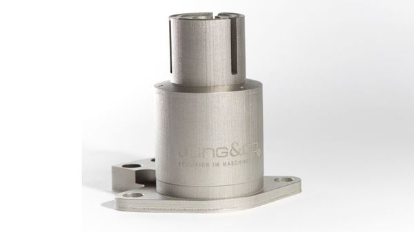 Metal Additive Manufacturing Enables Spare Parts on Demand for Beverage Filling Plants image