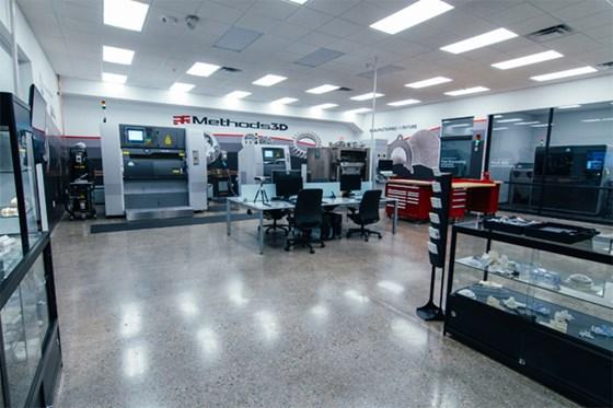 3D additive lab