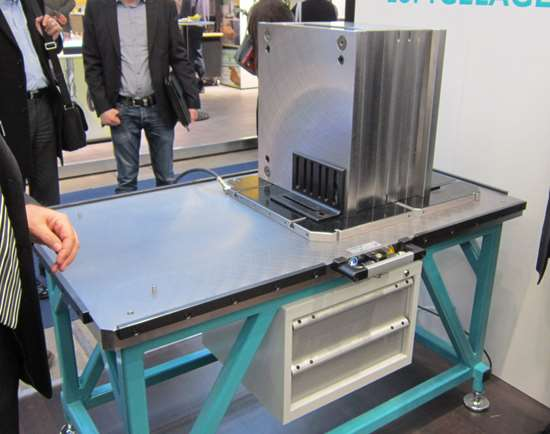 Muesberger air table