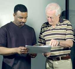Michael Bobbitt and Russell Diemer