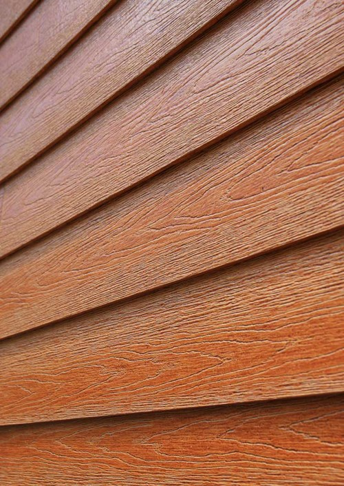 Microposite residential siding