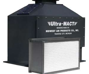 Midwest Air Products Co.'s Ultra-MACT equipment.