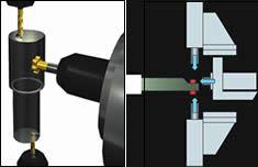 Mikron NRG-50 Machining Unit Diagram