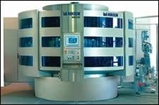 Mikron NRG-50 rotary transfer machine