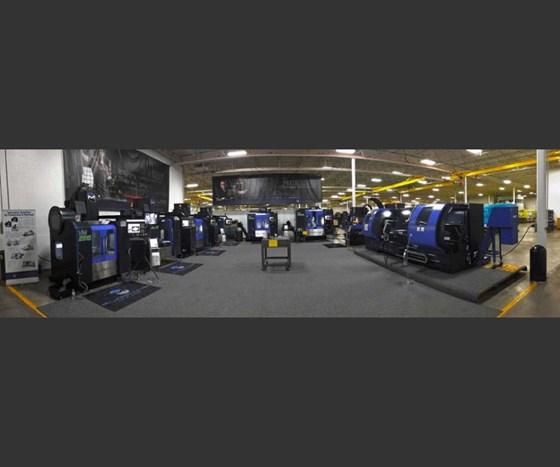 Milltronics USA Showroom