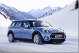 The 2017 MINI Cooper S Clubman ALL4