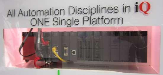 iQ Platform for Mitsubishi Electric PLCs