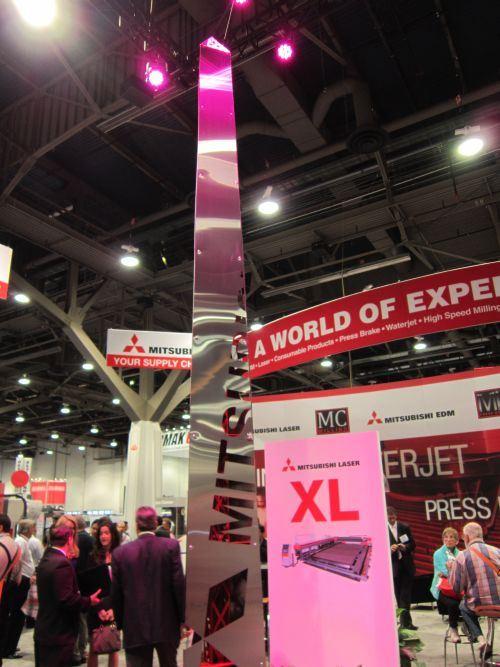 Mitsubishi XL Series Fiber Laser