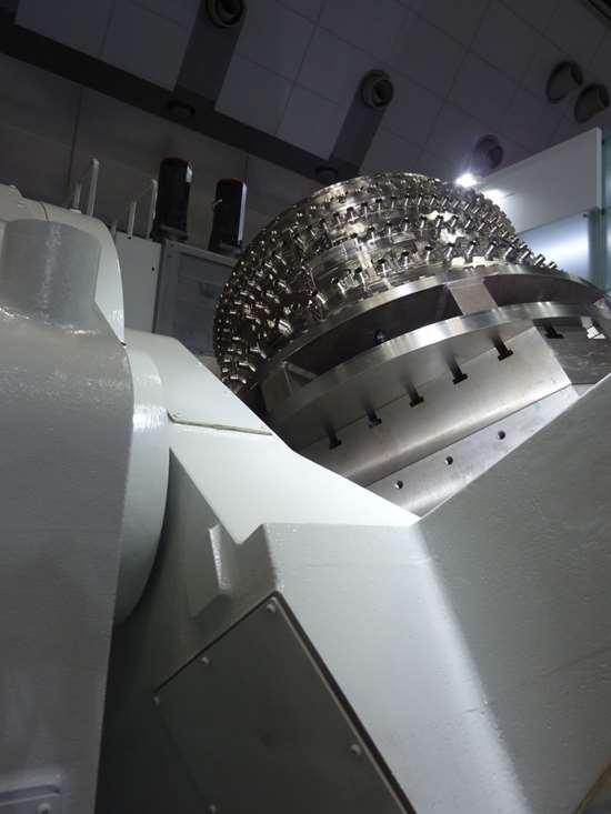 Mitsui Seiki's HU100-5X
