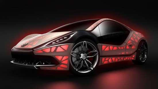 light cocoon car