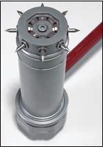 Multi-gate nozzle
