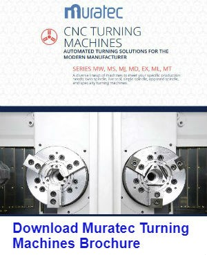 Native - Murata Turning Brochure