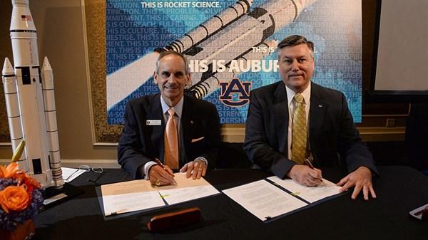 Auburn University Nasa Form Space Act Agreement Additive