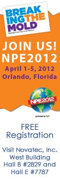 Visit Novatec at NPE2012