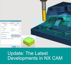 Siemens NX for manufacturing update