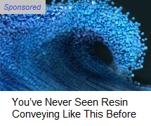 You've Never Seen Resin Conveying Like This Before