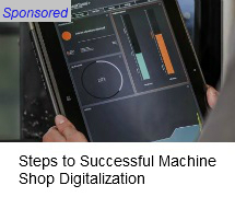 Machine Shop Digitalization