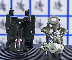 Additive manufacturing for automotive
