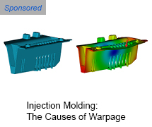 Injection Molding: The Causes of Warpage