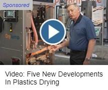 Plastics resin drying videos