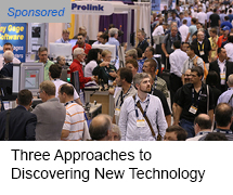 Three Approaches to Discovering New Technology