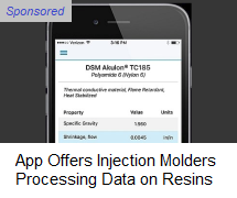MachineSpecs resin selection app