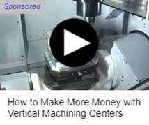 Makino Vertical Machining Centers