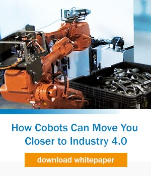 How Cobots Can Move You Closer to Industry 4.0