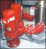 New pump-tank design