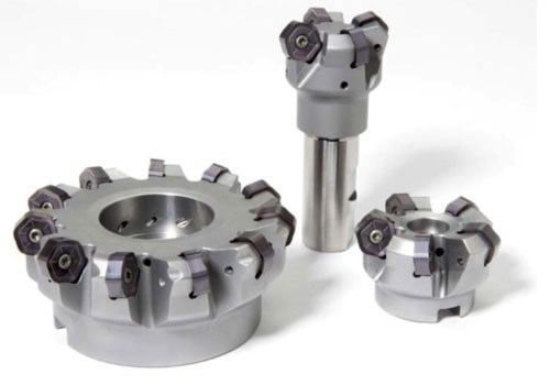 WIDIA Victory M1200 series face milling cutters.