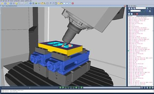 new shops are adopting CAM simulation software