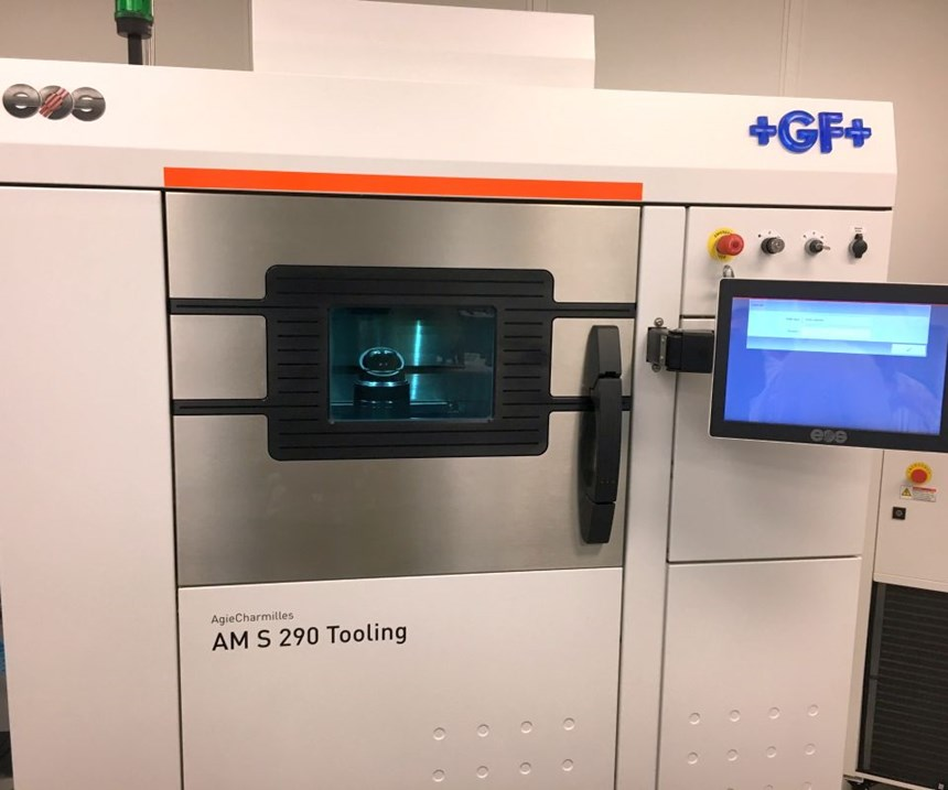 AM 290 S additive manufacturing machine