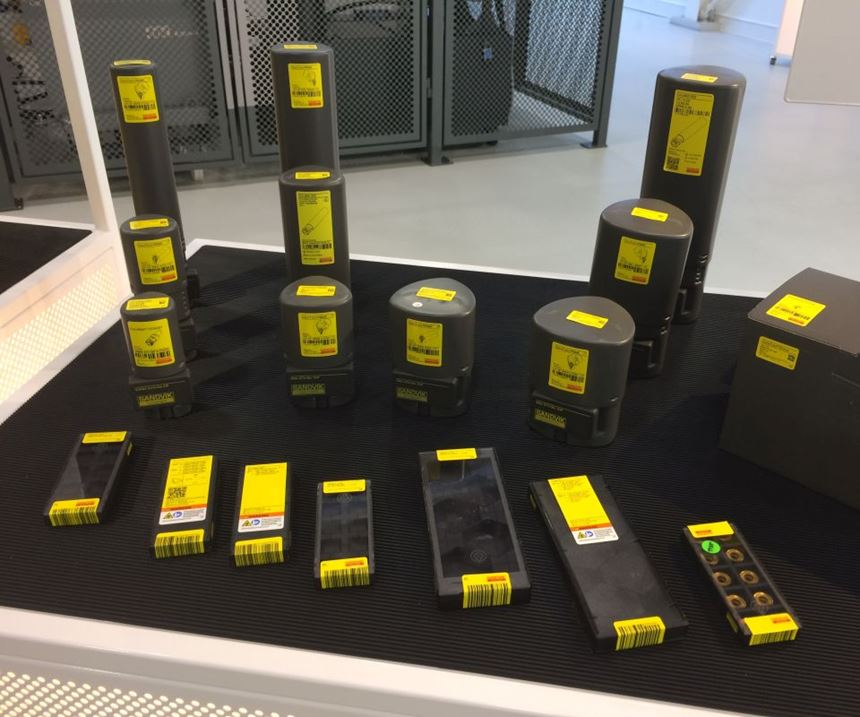 Sandvik Coromant tool packaging