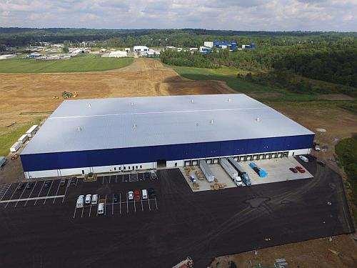 Next Generation Film new warehouse