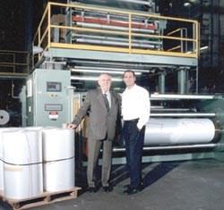 Norman Rabenstein and Menash Oratz
