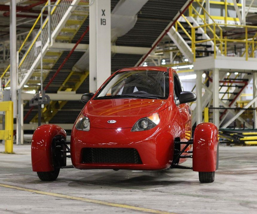 """Paul Elio, founder and CEO of Elio Motors, plans to launch this vehicle that will be built in the former GM Shreveport Stamping and Assembly plant sometime in 2017. Note well that this isn't a """"niche"""" vehicle in terms of what he anticipates in terms of production volume, as they're creating capacity that will allow the build of 1,000 units per day, two shifts."""