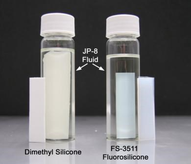 NuSil FS-3511 fluorosilicone rubber for liquid injection molding (LIM)