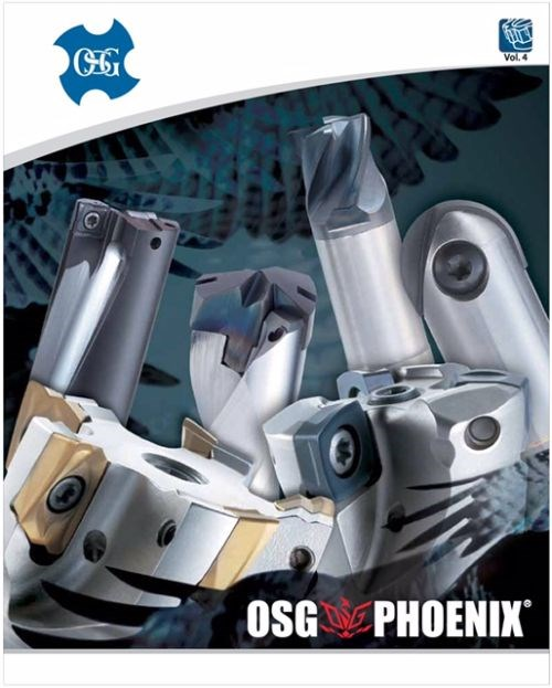 OSG Phoenix Vol. 4 product catalog