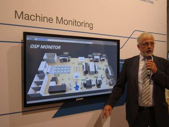 Okuma's OSP Suite and OSP Monitor