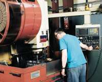 Okuma-Howa 10 hp machining center