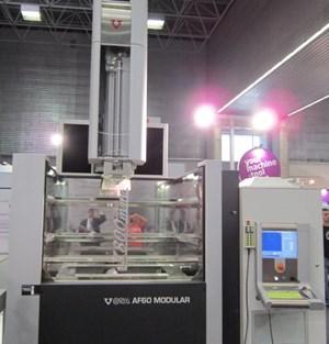 RA 5000 gantry-type milling center from Zayer