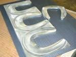 Orthopedic horseshoes