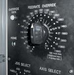 Override knob