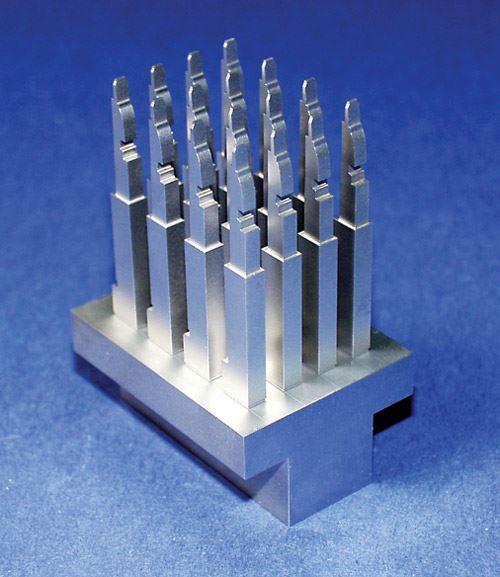 wire cut core pins